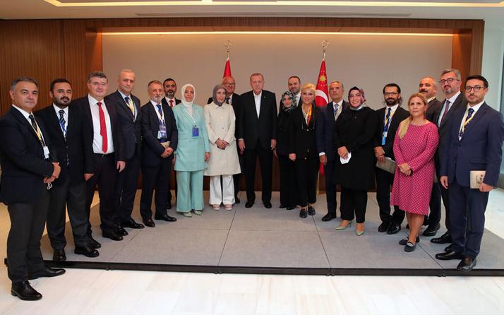 Cumhurbaşkanı Erdoğan: Türkiye'de Kürt sorunu yok. Biz bu işi çoktan çözdük, aştık, bitirdik