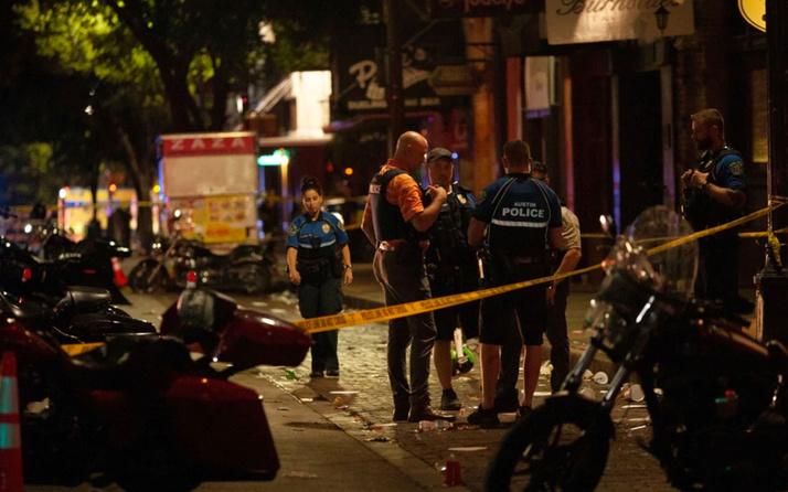 ABD'de silahlı saldırgan süpermarkette ateş açtı: 2 ölü 12 yaralı