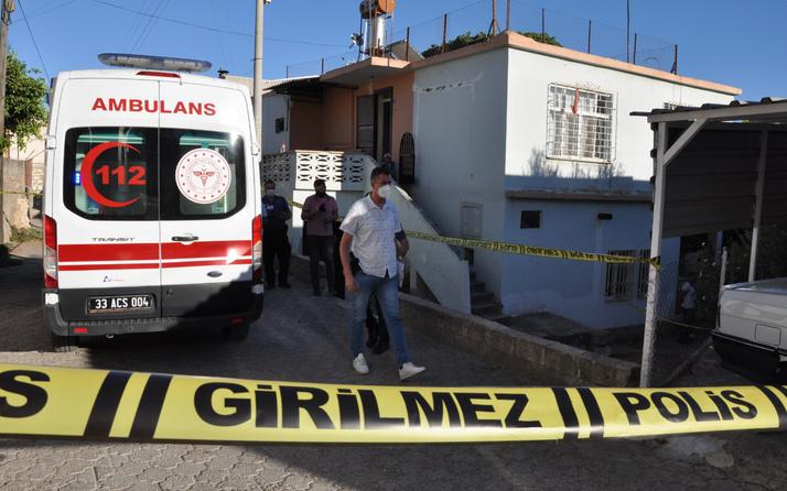 Mersin'de psikolojik sorunu olan şahıs karısı ve baldızını vurup intihar etti
