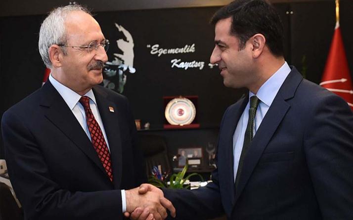 HDP Meclis'te 'Kürt sorunu' için çözümü açıklamış! Türkiye'nin 25 eyalete bölünmesi