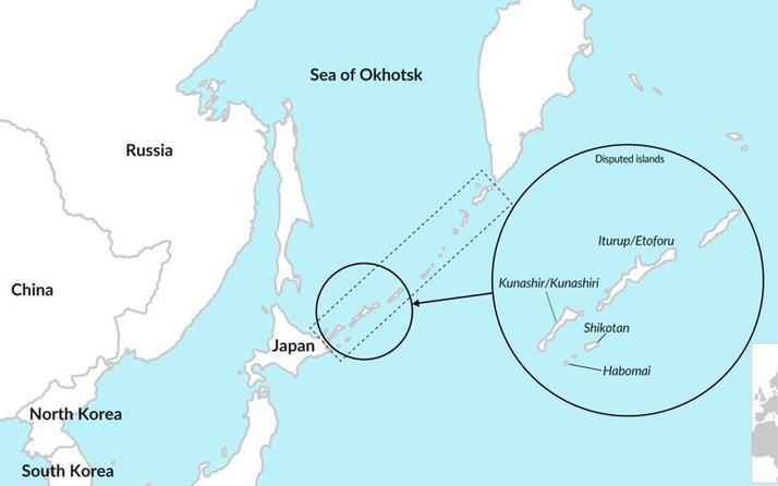 Japonya Putin'in Kuril Adaları'nda gümrüksüz bölge planına karşı