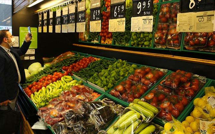 Cumhurbaşkanı Erdoğan operasyon sinyali verdi market hisseleri güne düşüşle başladı