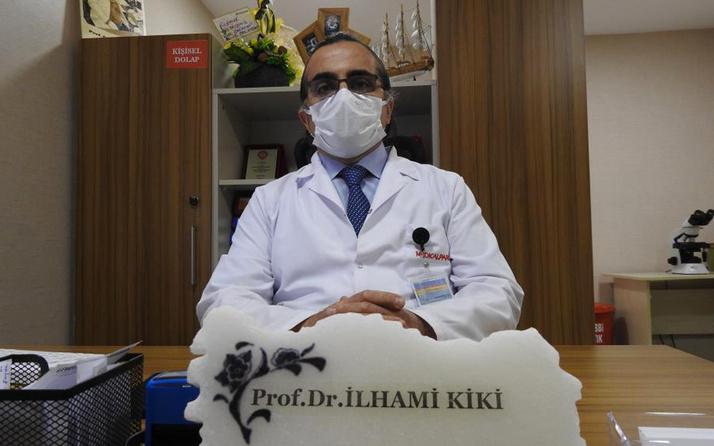Profesör İlhami Kiki: Aşıyı yaptırmamanın cezasını çektim