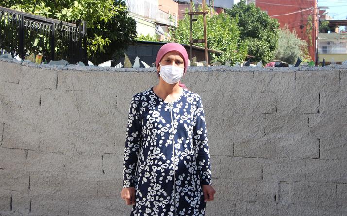 Adana'da tapulu arazisinden geçtiği iddiasıyla yola duvar ördürdü