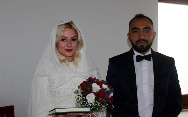 Önce Müslüman oldu sonra Sivas'a gelin