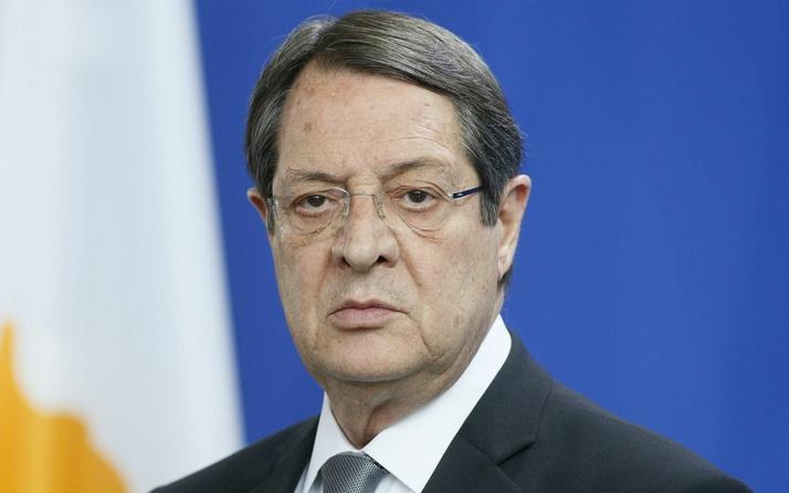 Rum lider Kıbrıs'ta çözüme yaklaşmıyor