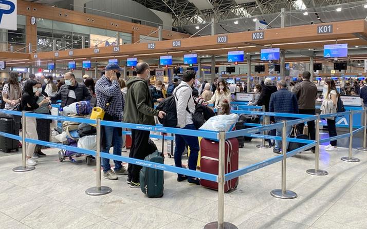 Ulaştırma Bakanı Adil Karaismailoğlu: İstanbul Havalimanı'nda yolcu sayısı 100 milyonu aştı