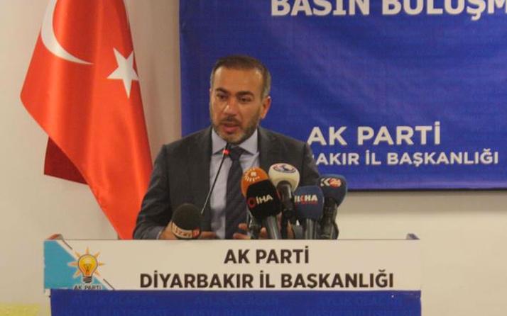 AK Parti Diyarbakır İl Başkanı Aydın'dan muhalefet partilerine çağrı