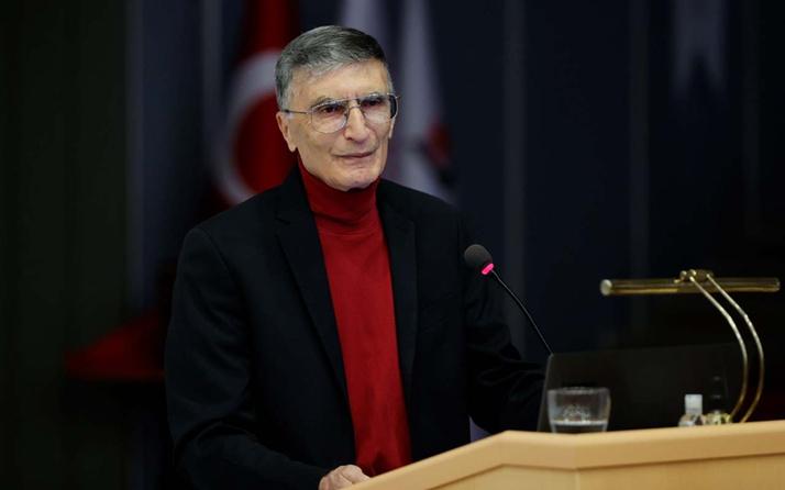 Nobel ödüllü Türk bilim insanı Aziz Sancar o vergiyi eleştirdi: Bilime zarar veriyor!