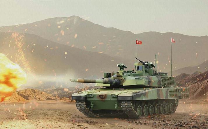 Altay tankının motoru konusundaGüney Kore ile anlaşma sağlandı