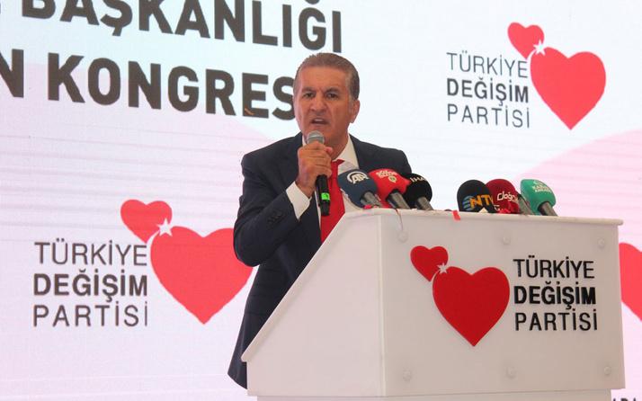 Mustafa Sarıgül'ün partisi TDP'de toplu istifa! Muharrem İnce'nin partisine geçtiler
