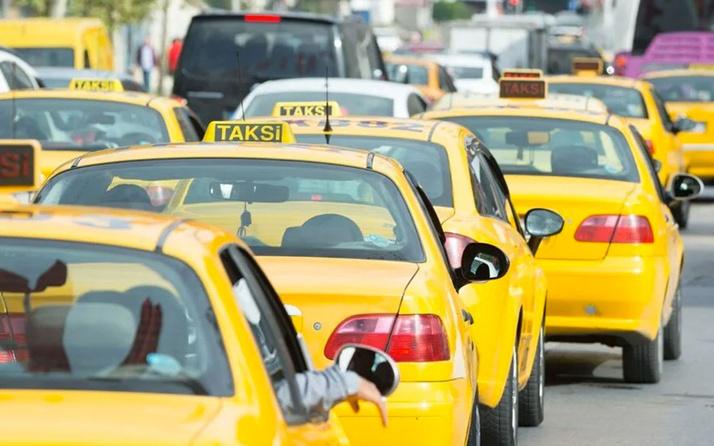 İstanbul'da 750 minibüs ve 250 dolmuşun taksiye dönüşüm süreci başladı