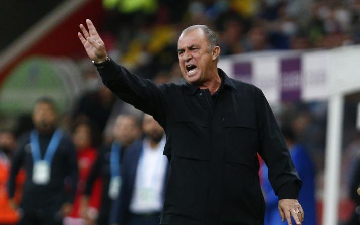 Galatasaray'da Fatih Terim'in istifadan döndüğü iddia edildi