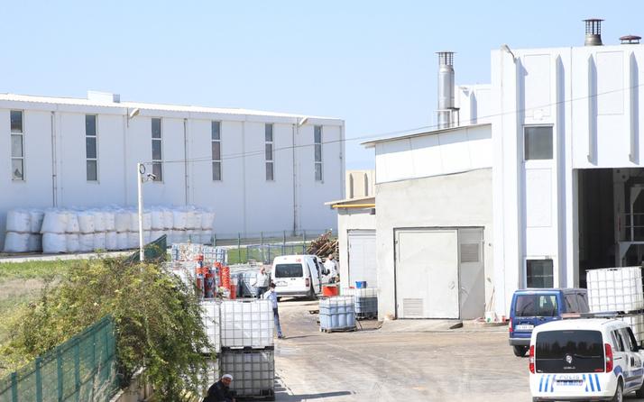 Eskişehir'de asit kuyusuna düşen iş yeri sahibi ile onu kurtarmaya çalışan işçi öldü
