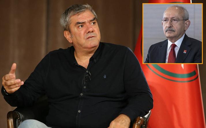 Yılmaz Özdil'den Kemal Kılıçdaroğlu'na sert sözler: Armut gibi oturma