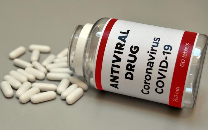 Tek bir hapla koronavirüs tedavisi üzerinde çalışılıyor