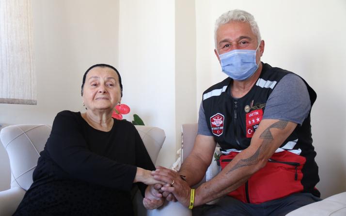 Eskişehir'de kanseri yendi! Biriktirdiği 60 bin TL'yi bakın nereye bağışladı