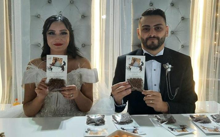 Osmaniye'de bu düğün davetiyesini alanlar şaşkına döndü: Çok ilginç geldi