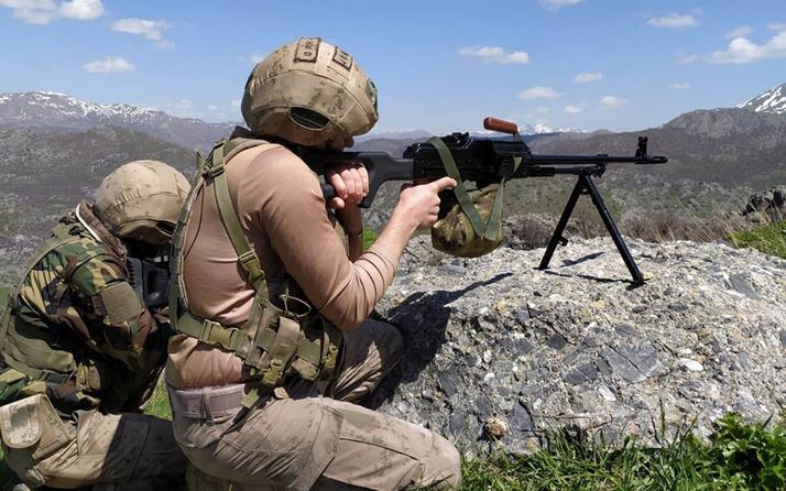 Irak'ın kuzeyinde terör örgütü PKK'ya bir darbe daha