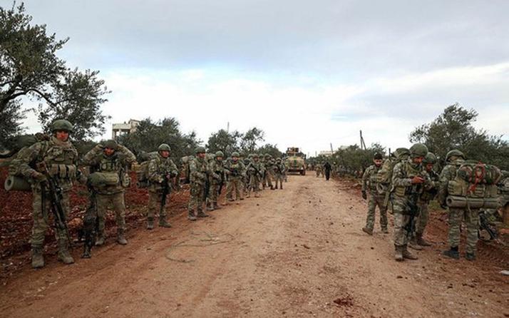 Erdoğan 'operasyon sinyali' vermişti! Suriye'de yeni güvenlik kuşağı kuruluyor
