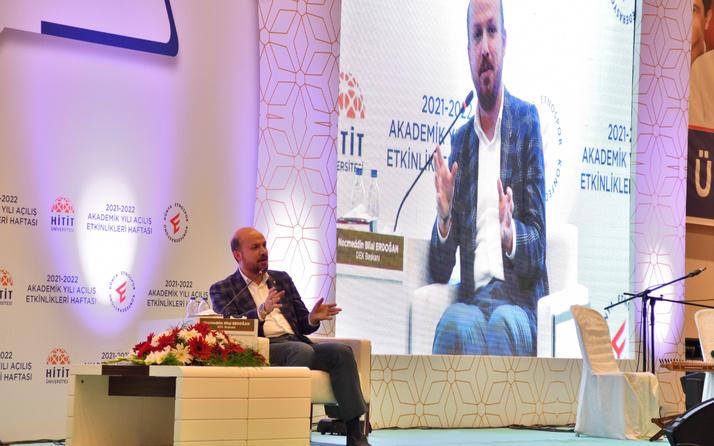 Bilal Erdoğan'dan TÜGVA açıklaması: Kıskanıyorlar