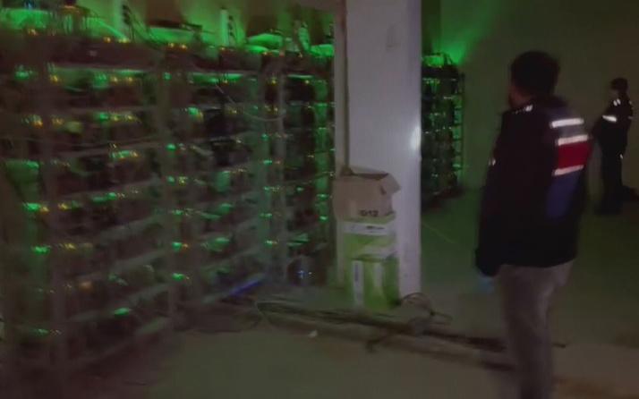 Kocaeli'de mühürlenen fabrikada kripto para üretimi yapıldığı ortaya çıktı