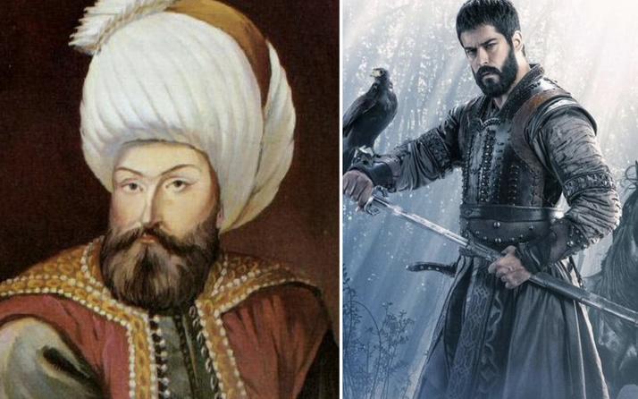 Osman Bey eşleri kaç kere evlendi kaç çocuğu var?