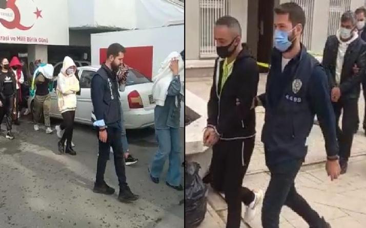 Ankara'da iş vaadiyle kandırıp tehdit edip dövdüler! 14 kadın kurtarıldı