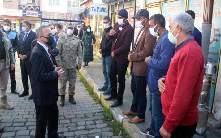 Aşılamada 'mavi' kategoriye yaklaşan Ardahan'da vakalar arttı