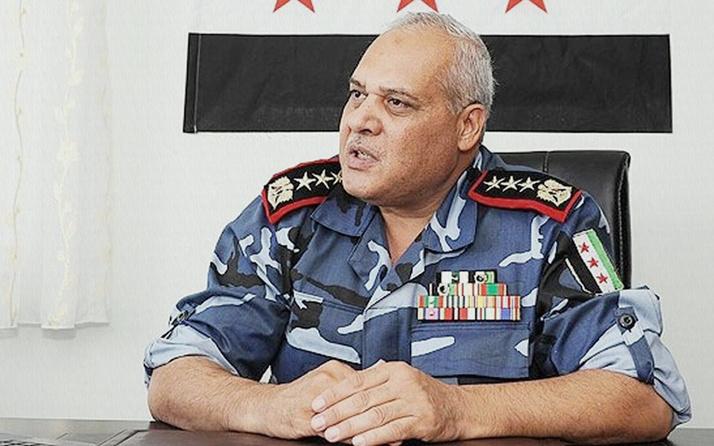 Abdurrezzak Aslan el-Laz: Suriye halkı Türk ordusunun gelmesini bekliyor