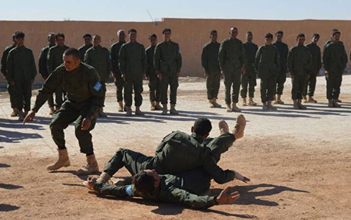 ABD, YPG'yi hem eğitiyor hem de maaş veriyor!