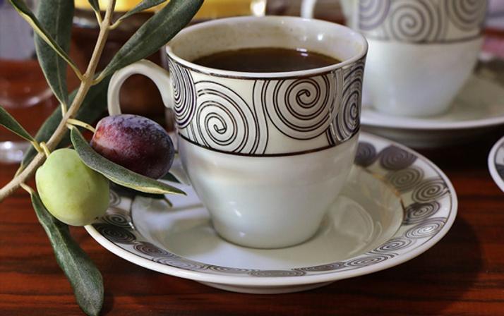 Balıkesir'de zeytin kahvesi üretildi