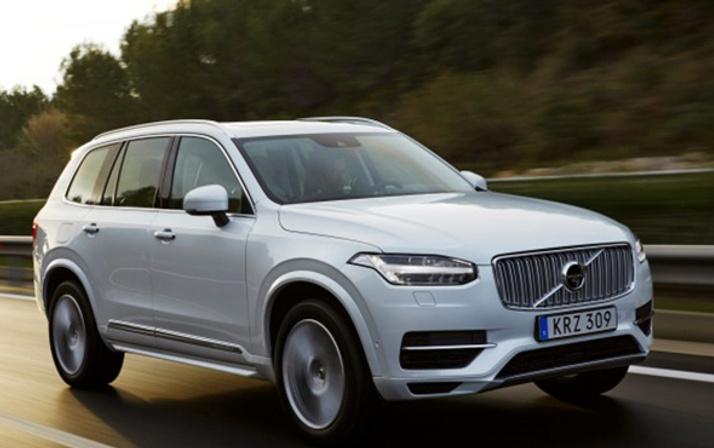 Uber Volvo'dan 24 bin sürücüsüz araç satın aldı