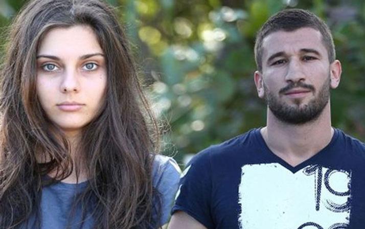 Survivor Adem Kılıççı ile Tuğçe Melis Demir aşkı Çeşme'de fena yakalandı