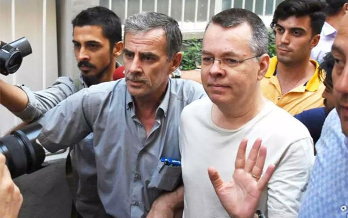 Tanıklar çarketti işte Rahip Brunson davasında beklenen olası sonuç