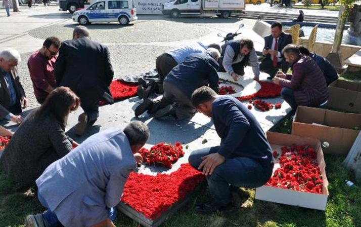 Atatürk'ü anma günü için yapılan en anlamlı etkinlikler