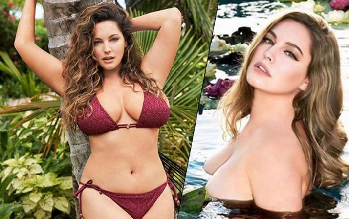 Kelly Brook'tan olay itiraf: Sarkan göğüslerimi seviyorum