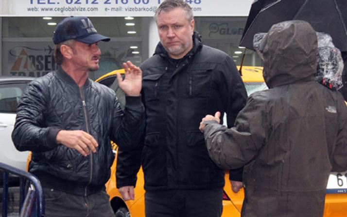 Ünlü oyuncu Sean Penn Cemal Kaşıkçı cinayeti için Türkiye'de