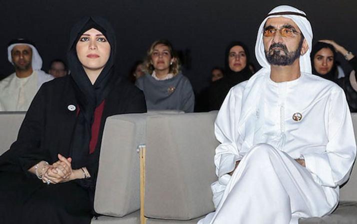 Dubai Şeyhi'nin kaçak kızı yakalandı! Babam işkence yapıyor demişti