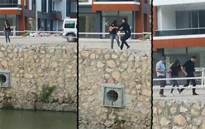 Vatandaşlar şüphelenip polise bildirdi: Tam o an!