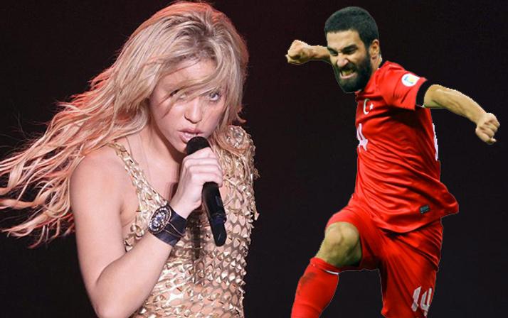 Shakira, İstanbul'a mesaj yolladı, Arda'dan sürpriz teklif geldi