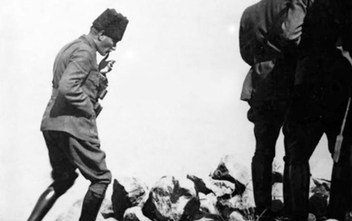 30 Ağustos'un efsane olmuş zafer hikayesi! İngilizler imkanı yok diyordu...