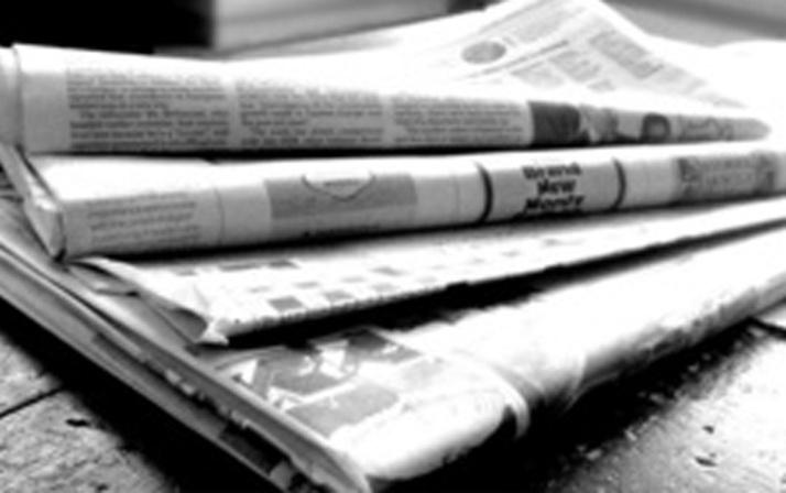 Gazete manşetleri 31 Ağustos 2018 Yeni Şafak - Hürriyet - Sabah - Sözcü