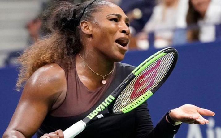 Serena Williams'ın çirkin katikatürüne ırkçılık suçlaması