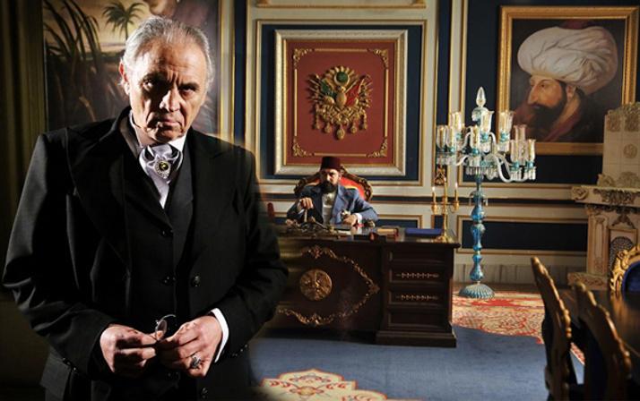 TRT 1 Payitaht Abdülhamid dizisi yeni sezonda bomba! Rothschild diziye dahil oluyor