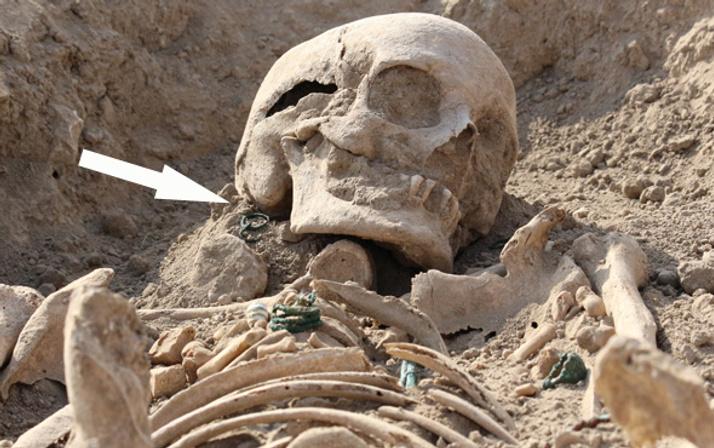 Urartu'nun son kadınlarında sürpriz bulgular