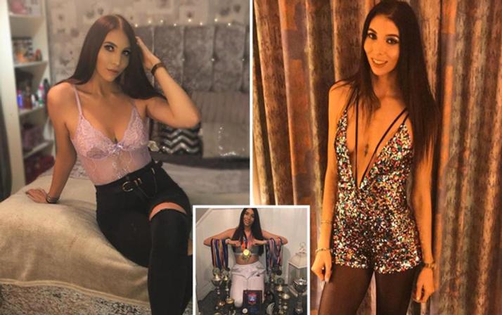 Ünlü sporcu Jade Slavin, sevgili itirafıyla olay oldu