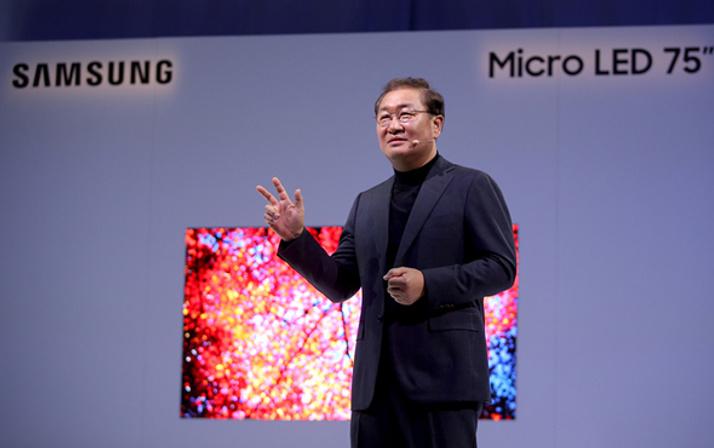 Samsung'dan televizyonda sınırları zorlayan yeni teknoloji