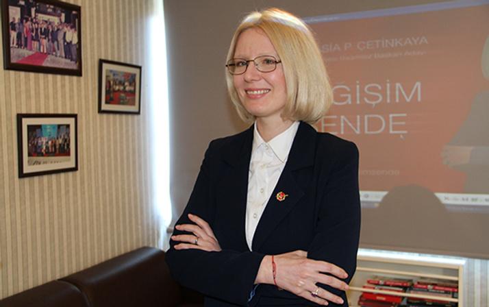 Antalya Alanya'ya Rus asıllı kadın belediye başkan adayı