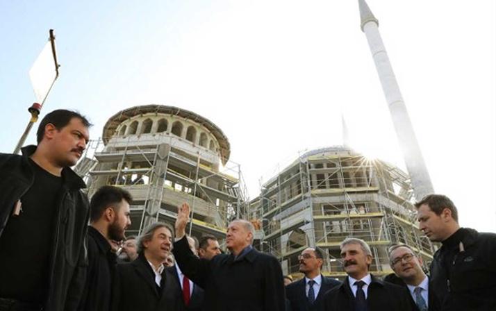 Erdoğan'ın 25 yıllık Taksim hayali gerçek oldu